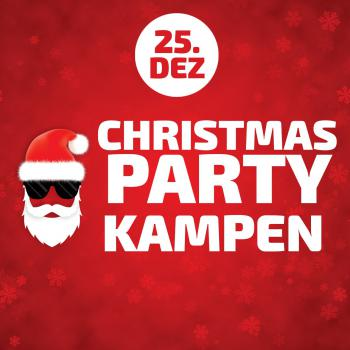 CHRISTMAS PARTY KAMPEN 2019