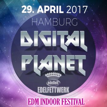 DIGITAL PLANET - EDM Indoor Festival