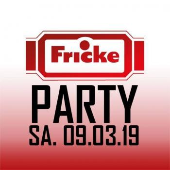 Fricke Party 2019