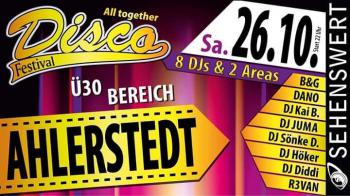 Alltogether Disco Festival Ahlerstedt