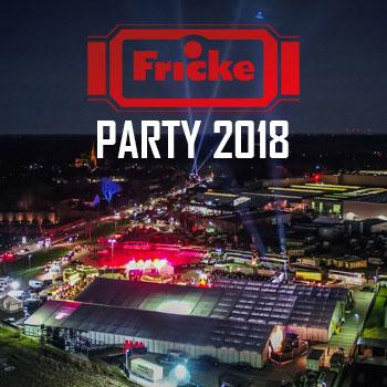 Fricke Party 2018