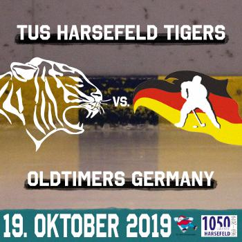 TuS Harsefeld Tigers vs. Oldtimers Germany