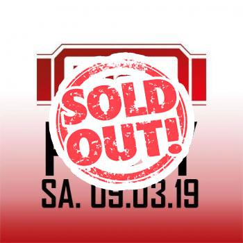 Fricke Party 2019 -       SOLD OUT